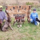 Masons groupd Pheasant Hunting at Triple T